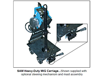 SAM® Heavy-Duty MIG Carriage