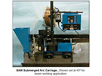 SAM® Submerged Arc Carriage