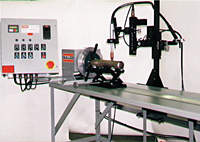 Automatic Rotary Weld System